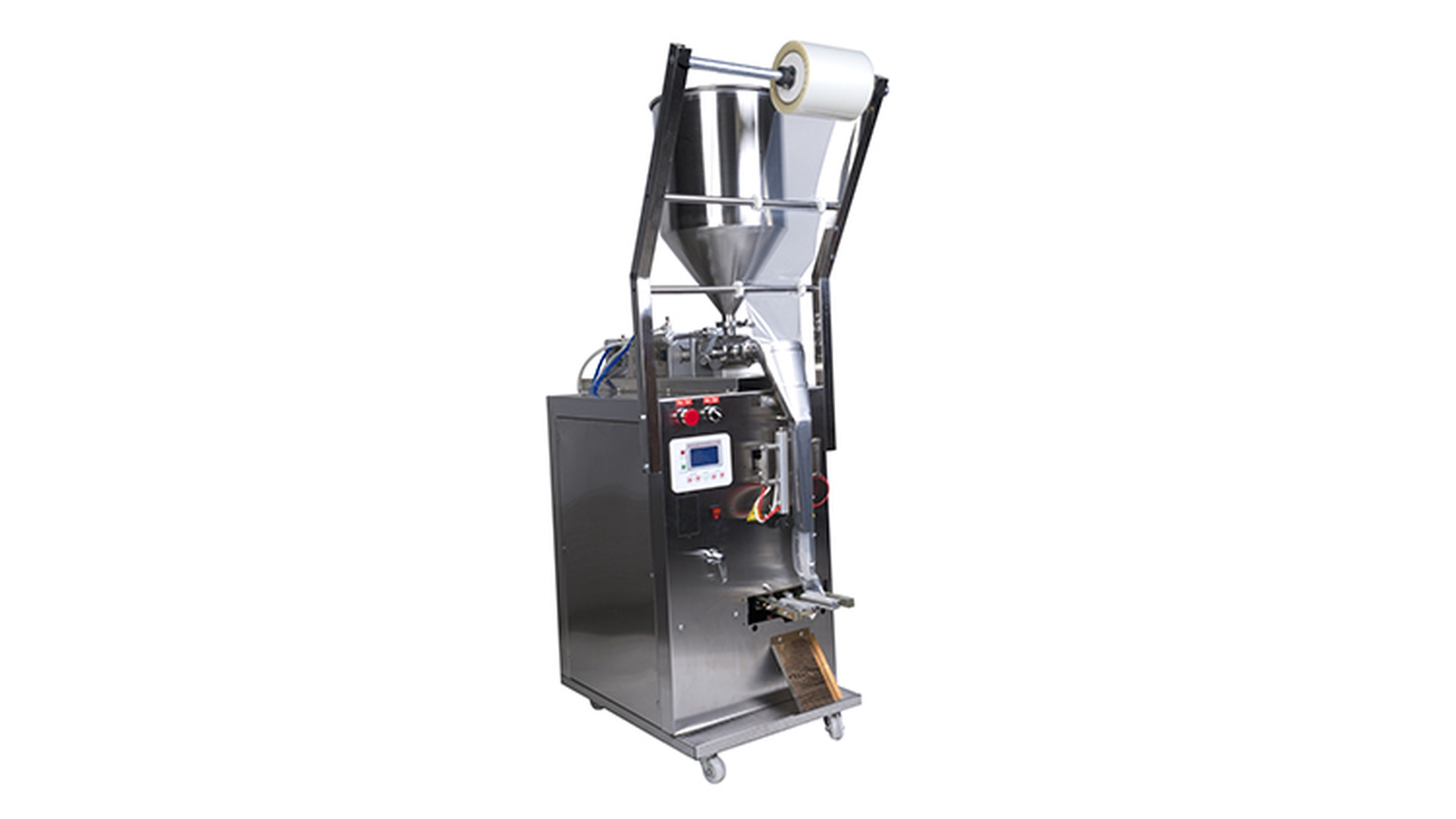 دستگاه ساشه مایعات سه طرف دوخت مدل 20542