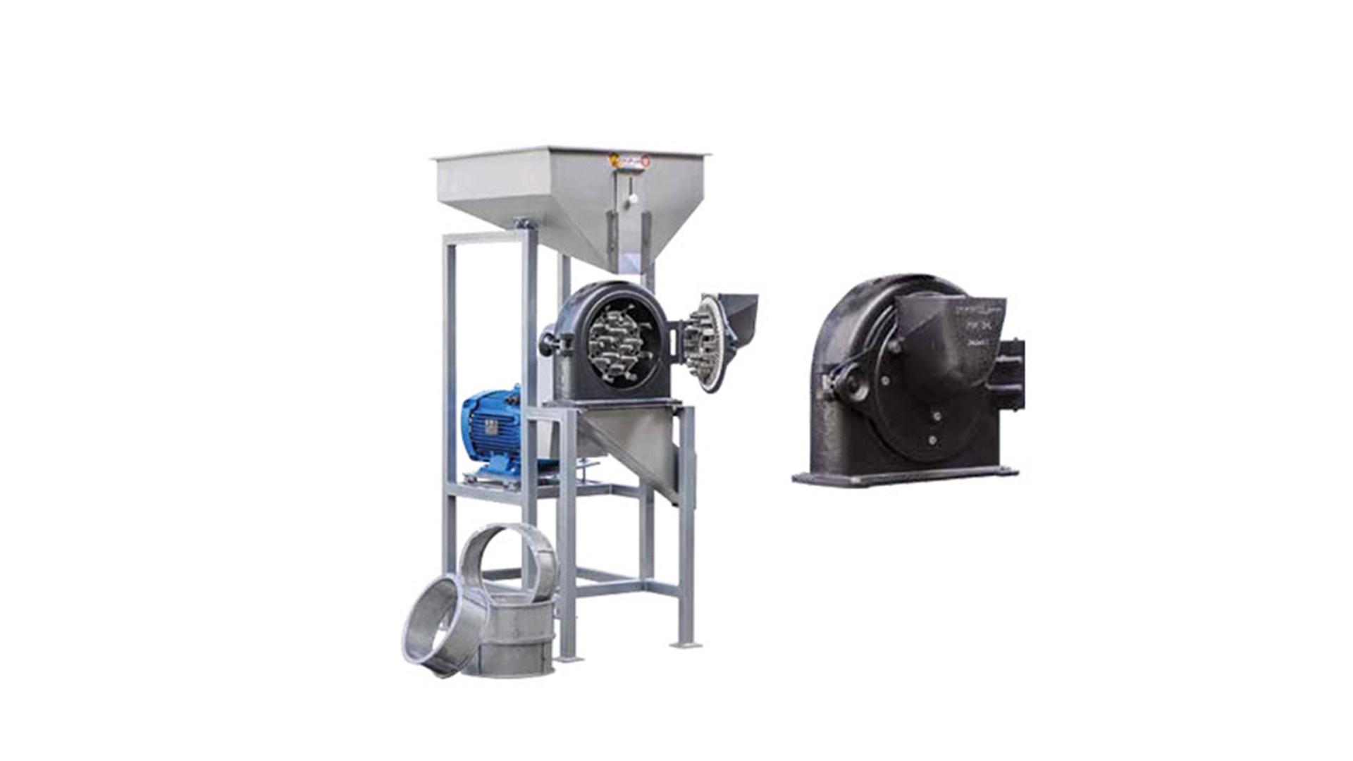 دستگاه آسیاب صنعتی شکر مدل (TS 4300 ( pm 40
