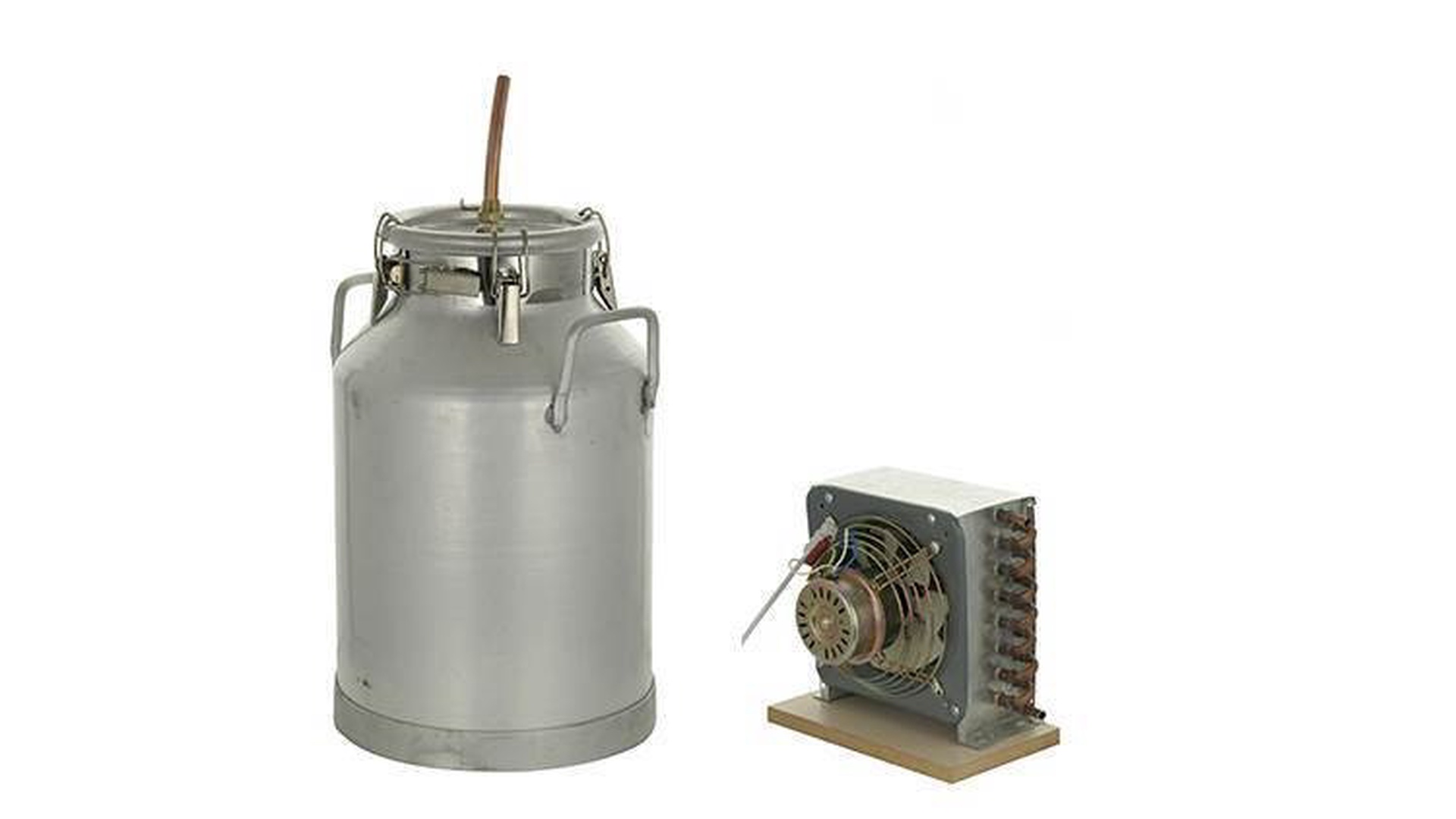 دستگاه تقطیر 20 لیتری پنج چفت با کنداسور برقی مدل 16211