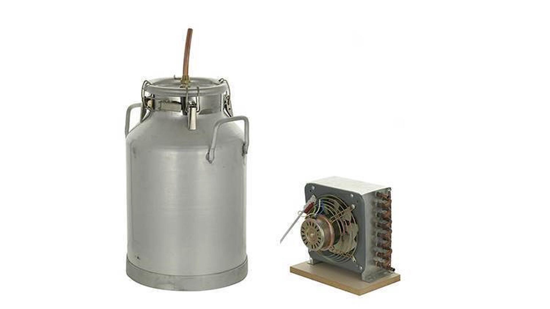 دستگاه تقطیر 10 لیتری 5 چفت با کنداسور برقی مدل 20406