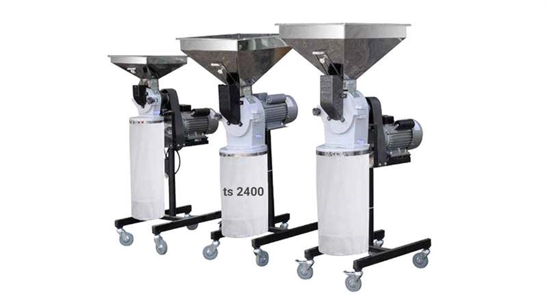 دستگاه آسیاب صنعتی مدل TS 2400