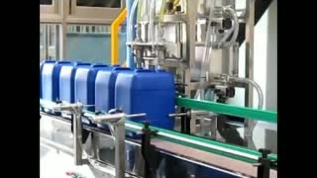 دستگاه پرکن گالن , دستگاه بسته بندی مواد غذایی