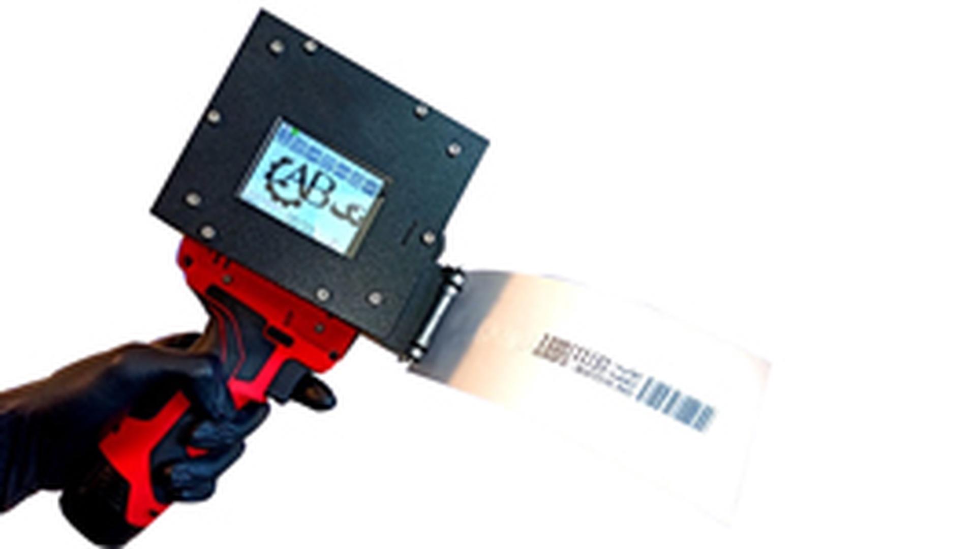 جت پرینتر دستی پرتابل سنسور دار مدل 21540