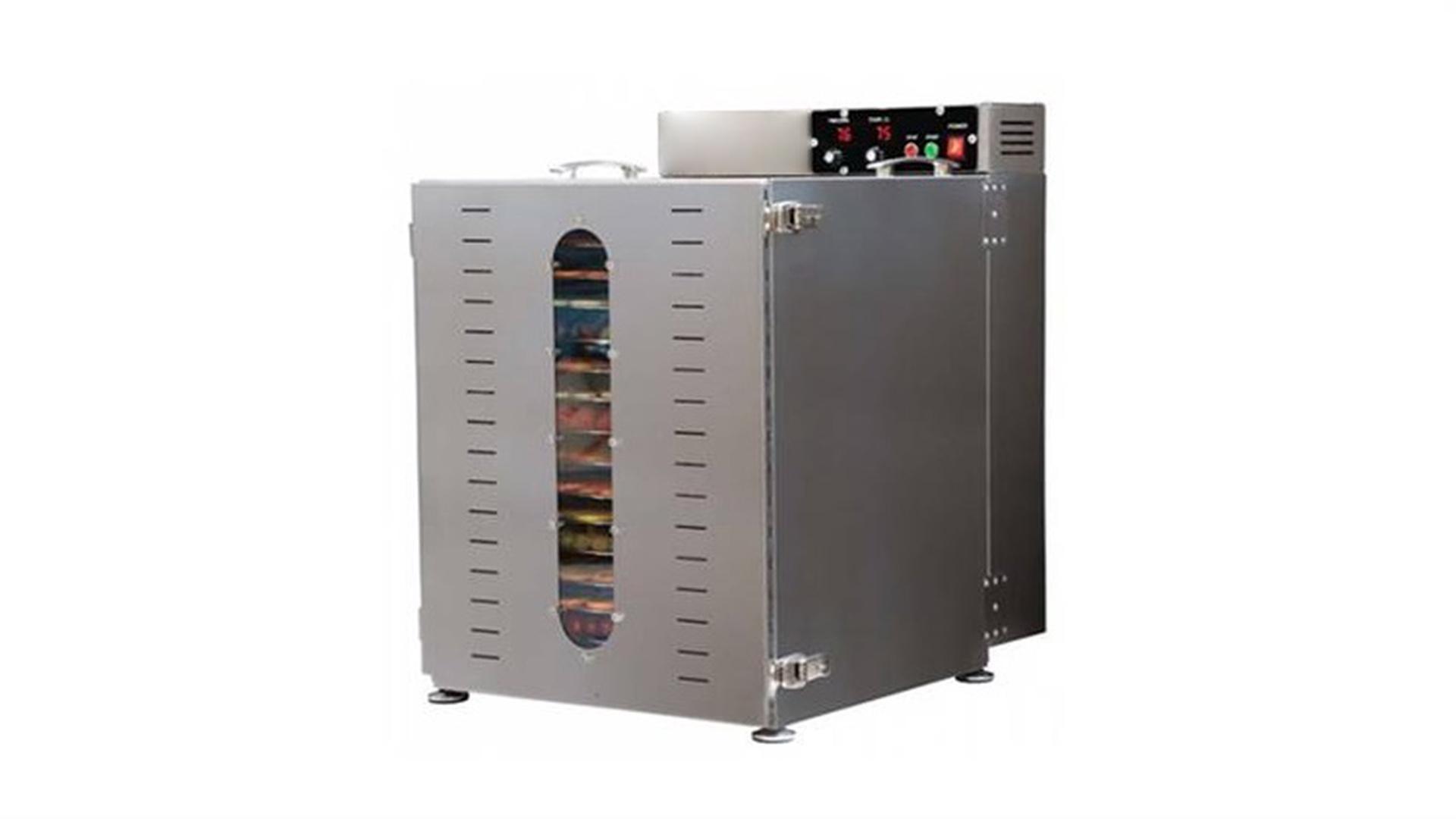 دستگاه میوه خشک کن 15 سینی برقی مدل D500