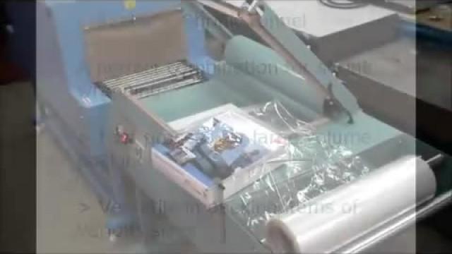 دستگاه دوخت و شرینک L  تونلی