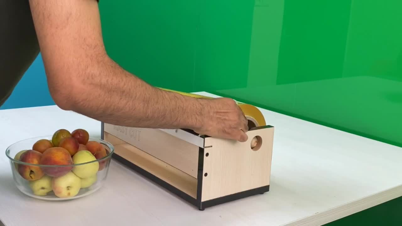 دستگاه سلفون کش رومیزی مدل میترا