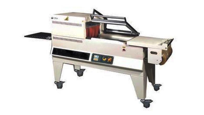 دستگاه شیرینگ کابینی نیمه اتومات الکترومکانیکی مدل NPV100